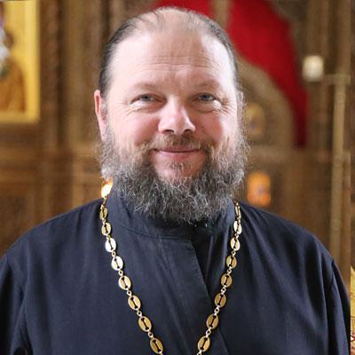 иерей Александр Зайцев