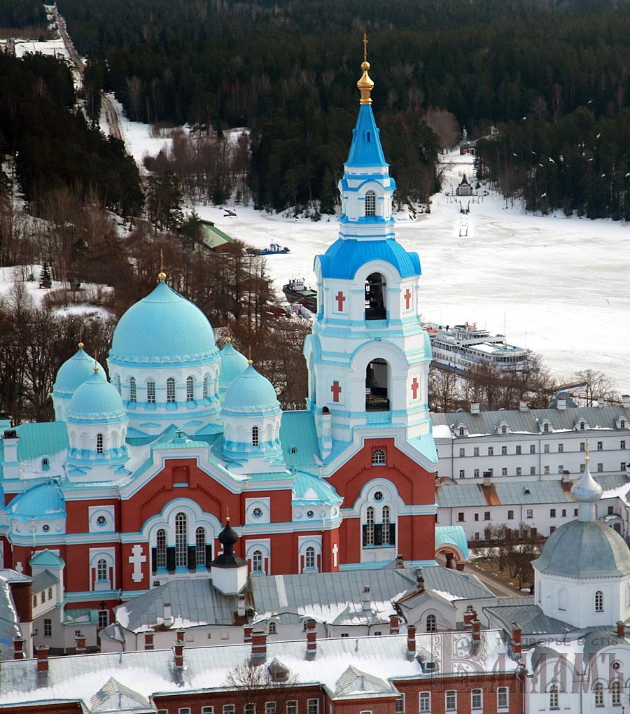 валаамский монастырь фото снимки сделал для